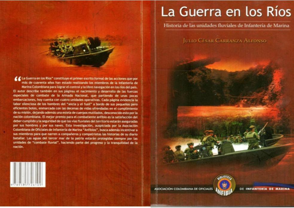 LANZAMIENTO DEL LIBRO LA GUERRA EN LOS RIOS - JULIO CESAR CARRANZA