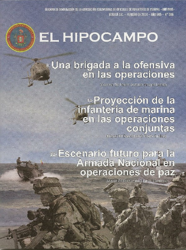 HIPOCAMPO EDICION Nº 6 2014