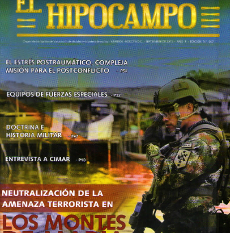 HIPOCAMPO EDICIÓN Nº 7 2015