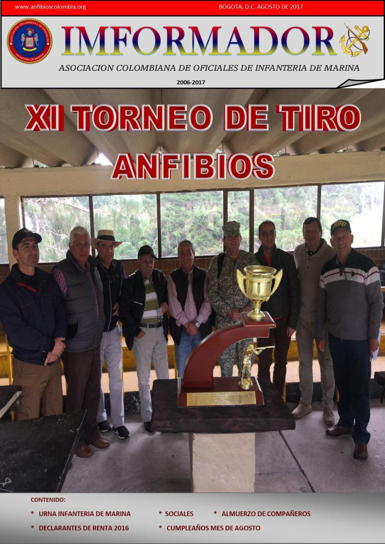 IMFORMADOR  No. 128 ANFIBIOS