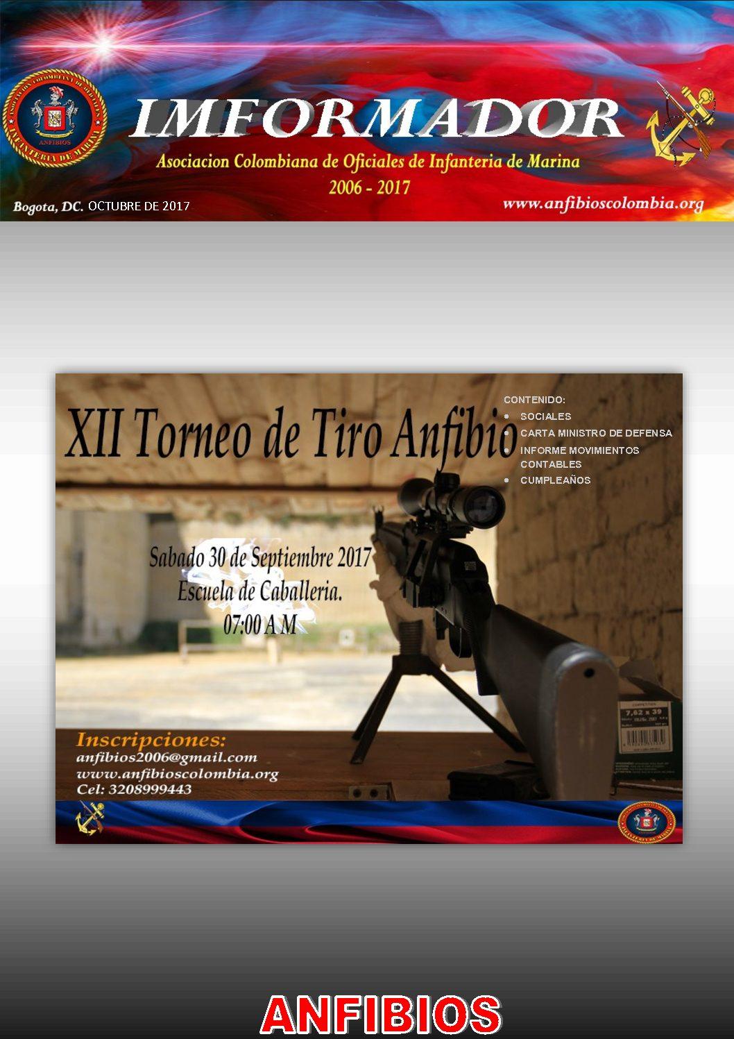 IMFORMADOR NR. 130 ANFIBIOS