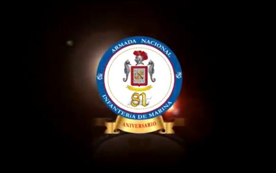 Saludos de aniversario 81 de Infantería de Marina