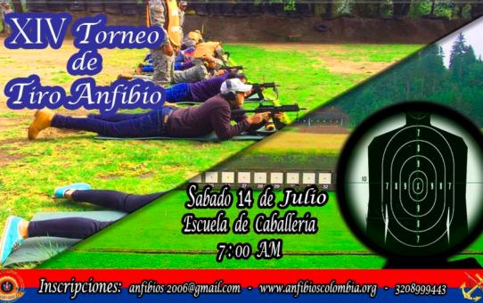XIV ENCUENTRO DE TIRO ANFIBIO