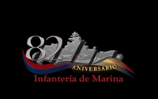 ANIVERSARIO 82 DE INFANTERIA DE MARINA