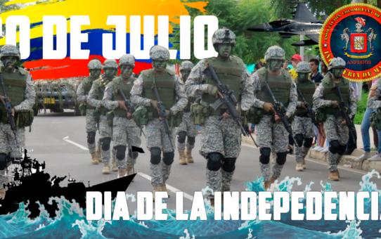 20 DE JULIO DÍA DE LA INDEPENDENCIA