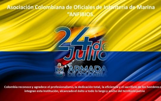 24 DE JULIO, DÍA DE LA ARMADA
