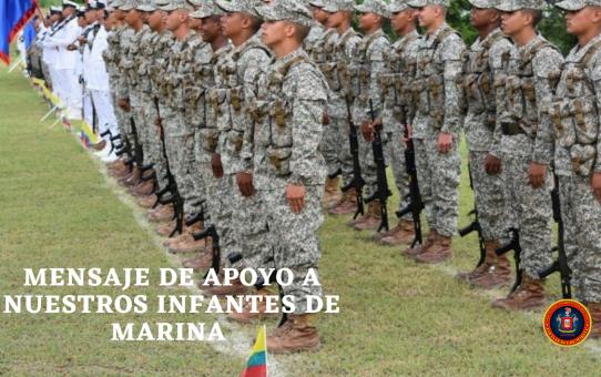 VAMOS INFANTES DE MARINA...! SI.. SE PUEDE