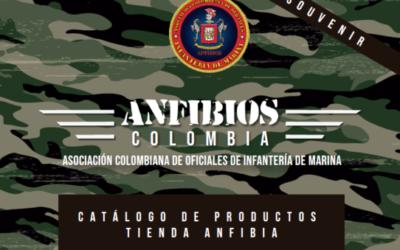 CATÁLOGO DE SOUVENIR  TIENDA ANFIBIA
