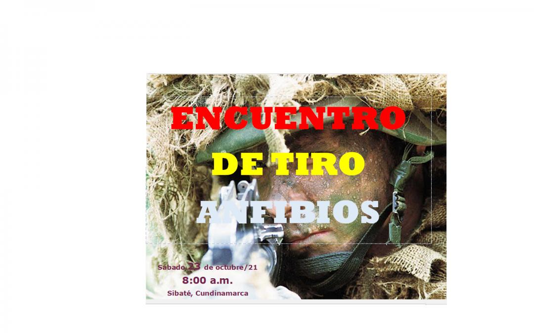 ENCUENTRO DE TIRO ANFIBIO