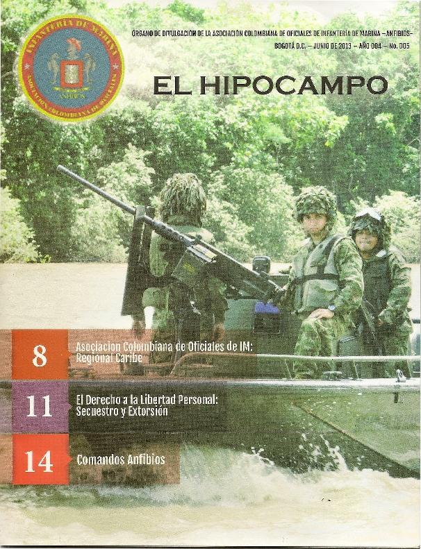HIPOCAMPO EDICION Nº5 2013