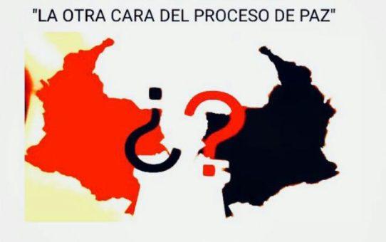 """CONVERSATORIO """"LA OTRA CARA DEL PROCESO DE PAZ"""""""