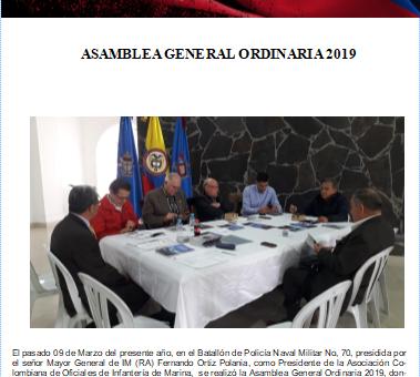 IMFORMADOR NR. 152-ANFIBIOS 2019