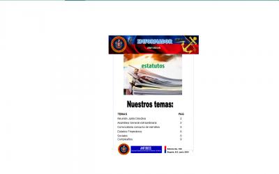 IMFORMADOR NR. 180 ANFIBIOS 2021